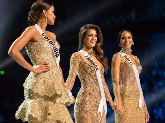 Iris Mittenaere levou a coroa de mulher mais bonita do mundo no Miss Universo