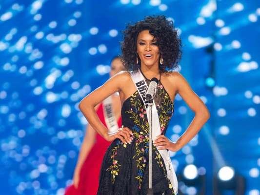 Miss Brasil Raissa Santana lamenta colocação no Miss Universo em postagem nesta terça-feira, dia 31 de janeiro de 2017