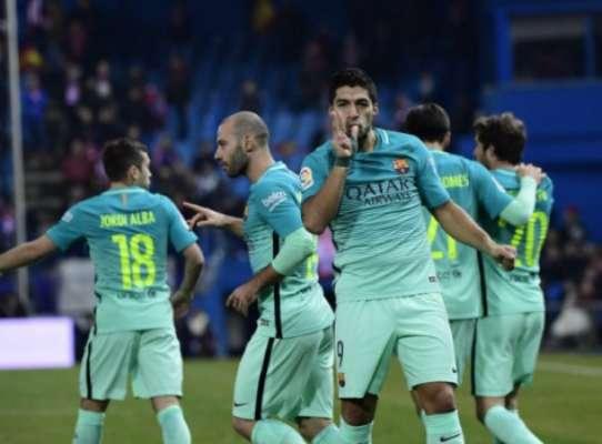 Messi esteve em Madrid e 'partiu a loiça toda' no Vicente Calderón