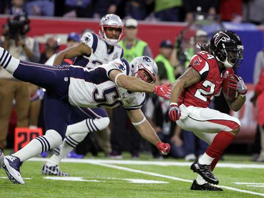 Super Bowl LI: New England Patriots vs. Atlanta Flacons