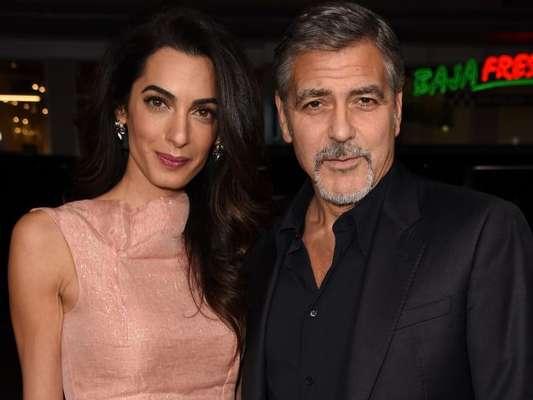 Vai ser um casal! A mãe de George Clooney revelou o sexo dos filhos gêmeos Amal e do ator