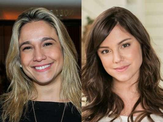 Alice Wegmann se declara fã de Fernanda Gentil e jornalista a elogia nesta terça-feira, dia 16 de fevereiro de 2017