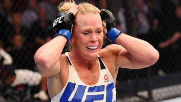 Holly Holm vai apelar de decisão no UFC 208