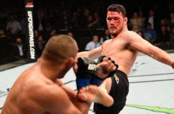 Michael Bisping é o atual campeão dos médios do UFC