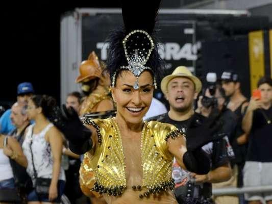 Sabrina Sato paga R$ 150 mil por fantasias no Carnaval, como contou em entrevista publicada nesta segunda-feira, 20 de fevereiro de 2017