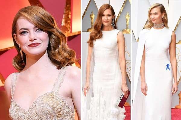 Conoce la tendencia de este año para la alfombra roja de los Oscars.