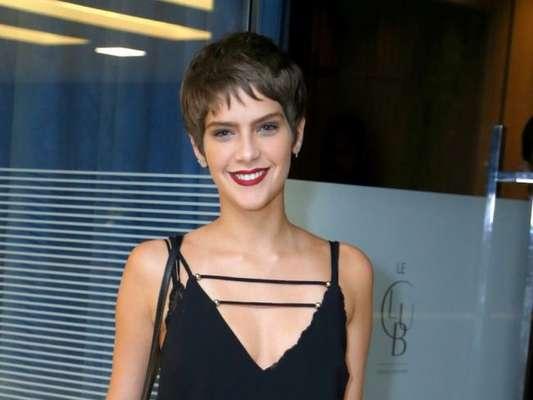Isabella Santoni vai gravar dois finais diferentes para sua personagem, Letícia, na novela 'A Lei do Amor'