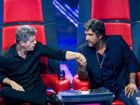 Victor e Leo devem ser substituídos na próxima edição do 'The Voice Kids', diz o colunista Flávio Ricco, do jornal 'Diário de S.Paulo', nesta quarta-feira, 8 de março de 2017