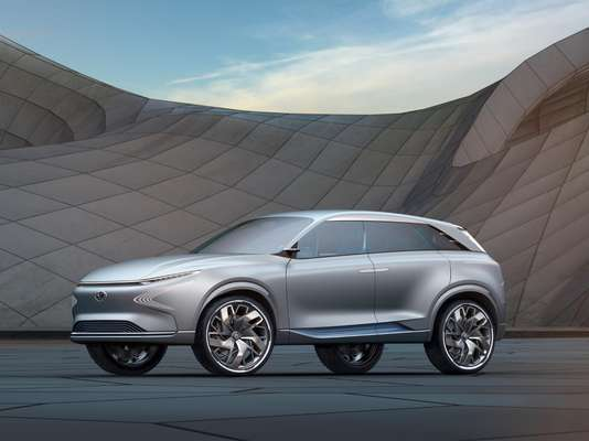 FE Fuel Cell Concept Hyundai