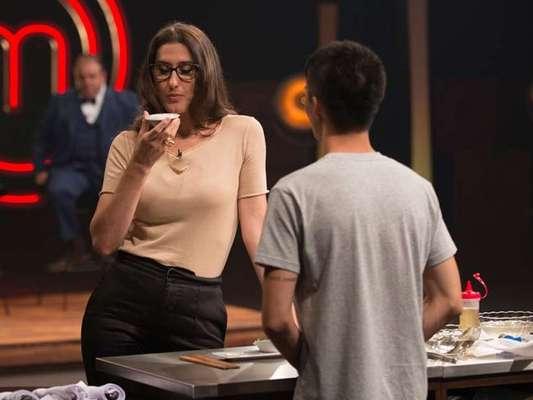 Paola Carosella zoa sotaque de candidato e causa climão no 'MasterChef Brasil'