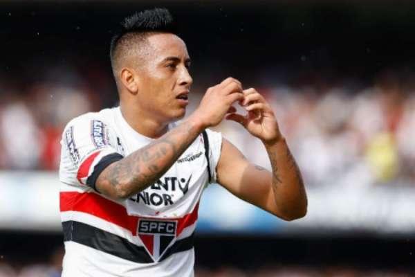 Cueva foi convocado pelo Peru e será desfalque sentido no São Paulo