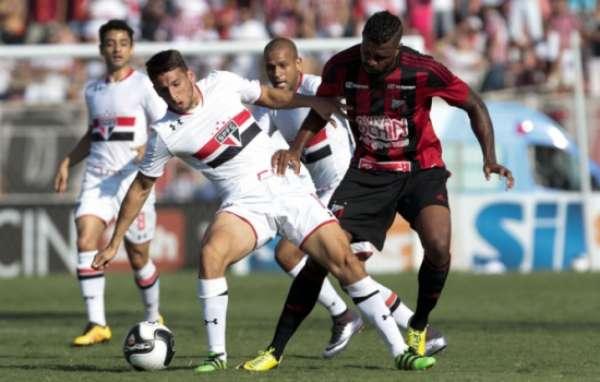 Último jogo: Ituano 1x1 São Paulo, 10ª rodada do Campeonato Paulista (20/3/2016)