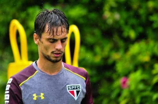 Rodrigo Caio operou o joelho esquerdo em agosto de 2014