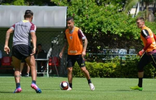 Bruno tem 108 jogos pelo São Paulo, com 15 assistências e nenhum gol