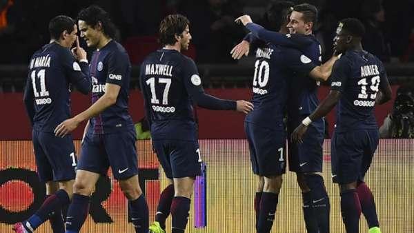 PSG x Lyon