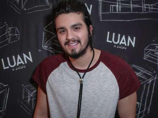 Luan Santana foi convocado a depor pela CPI da Lei Rouanet para dar explicações sobre o uso de isenções fiscais no projeto 'Luan Santana - Turnê: Nosso Tempo é Hoje - Parte II'