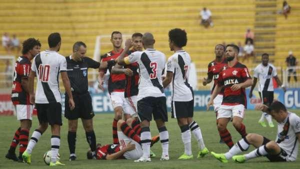 Taça Rio: Flamengo x Vasco será disputado em Brasília