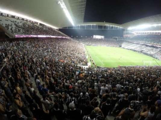 Arena receberá estreia do Corinthians na Libertadores, dia 5