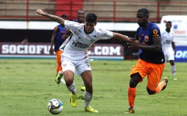 Pedro foi o melhor do Fluminense contra o Nova Iguaçu. Confira imagens do atacante