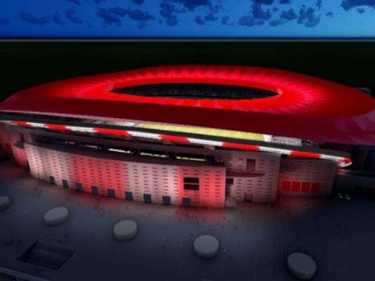 Wanda Metropolitano, Atlético de Madrid