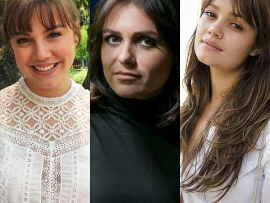 Alice Wegmann, Monica Iozzi e Sophie Charlotte são algumas das atrizes que entraram para a campanha 'Mexeu com uma, mexeu com todas'