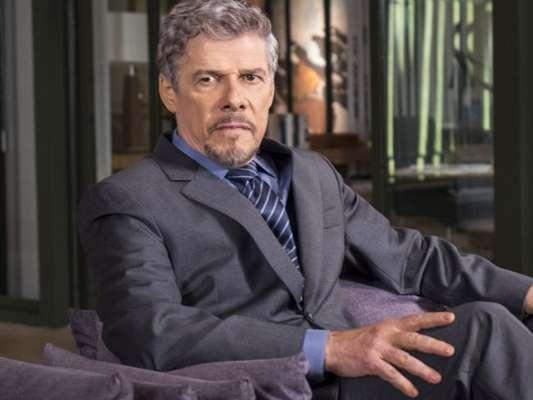 José Mayer teve suas cenas cortadas da reprise da novela 'Senhora do Destino' após ser acusado de assédio sexual pela figurinista Su Tonani