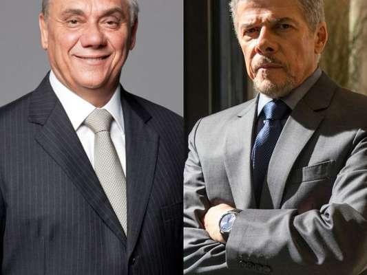 Marcelo Rezende criticou José Mayer no 'Cidade Alerta' após a acusação de assédio da figurinista Su Tonani