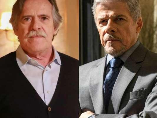 José de Abreu rejeitou comparações com José Mayer, acusado de assédio, nesta quinta-feira, 6 de abril de 2017