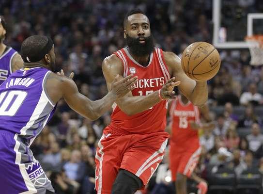 10. James Harden, Houston Rockets