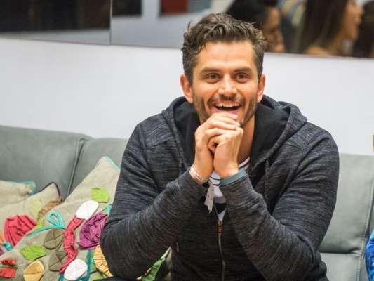 Ex-BBB Marcos Härter, expulso do 'Big Brother Brasil 17', estará na final nesta quinta-feira, dia 13 de abril de 2017
