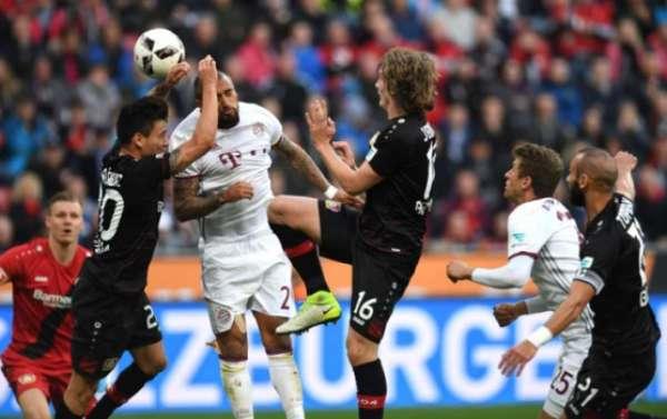 Veja imagens de Bayer x Bayern