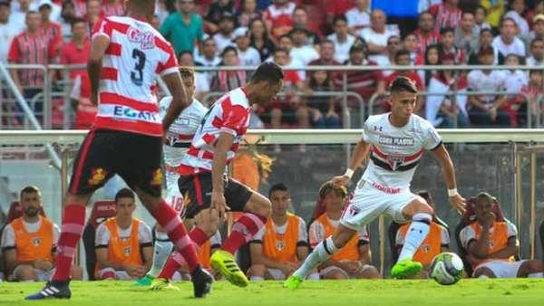 São Paulo 5 x 0 Linense - Paulistão