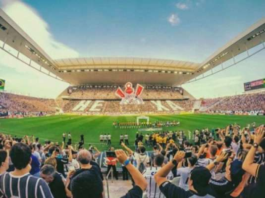 Arena Corinthians pode receber melhor público desde 6 a 1 sobre rival
