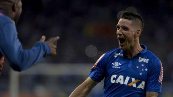 Cruzeiro 1x2 São Paulo