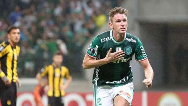 12/4/2017 - Palmeiras 3x2 Peñarol (Libertadores)