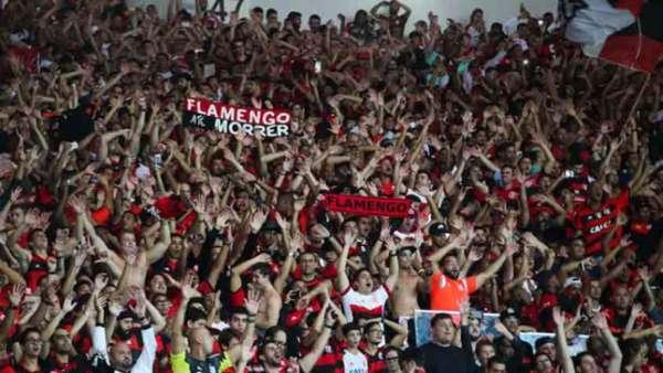 Flamengo x Atlético-PR