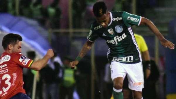 Jorge Wilstermann 3 x 2 Palmeiras