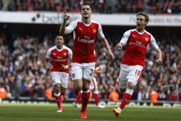 Arsenal x Manchester United