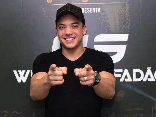 Wesley Safadão descartou atuar após gravar partipação na novela 'A Força do Querer'
