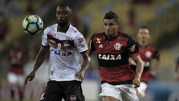 Flamengo x Atlético-GO