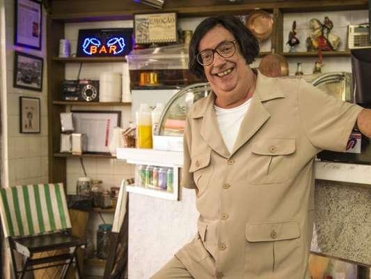 Marcos Oliveira, ator que interpretou o Beiçola no seriado 'A Grande Família' nega ter sido convidado para novela após pedir emprego na web: 'Isso é boato'