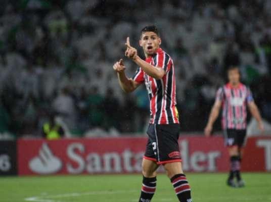 Argentino foi o artilheiro da Libertadores de 2016