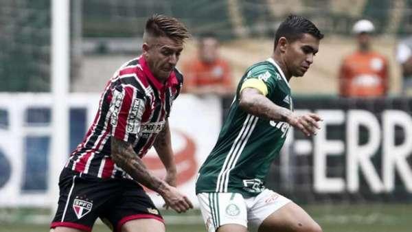 São Paulo e Palmeiras jogam neste sábado pelo Brasileirão: veja como foram os últimos 10 clássicos
