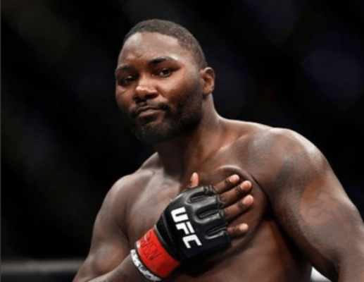 Anthony Johnson anunciou sua aposentadoria do MMA