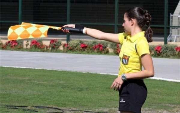 Tatiane Sacilotti dos Santos Camargo está no quadro de assistentes com insígnia da Fifa desde o ano passado
