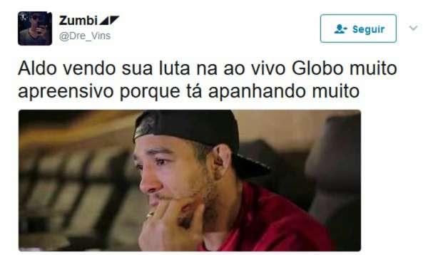 Internautas não perdoaram atraso da Rede Globo na transmissão do UFC Rio