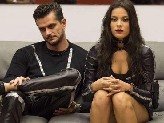 O ex-BBB Marcos poderá responder por violência doméstica depois de ser indiciado por agressão a Emilly Araújo