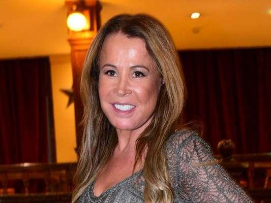 Zilu Camargo vive paixão platônica por cantor: 'Ele não sabe'