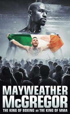 Modelos amadores de pôsteres para Floyd Mayweather Vs Conor McGregor também circulam na internet