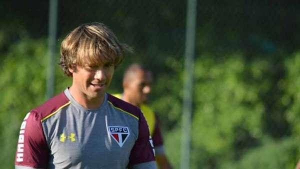 Contrato de Lugano com o São Paulo acaba no dia 30